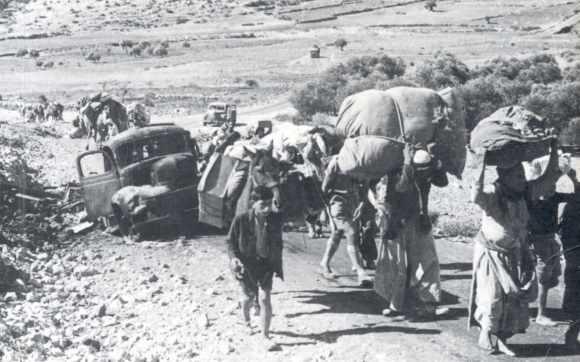 الهجرة الفلسطينية