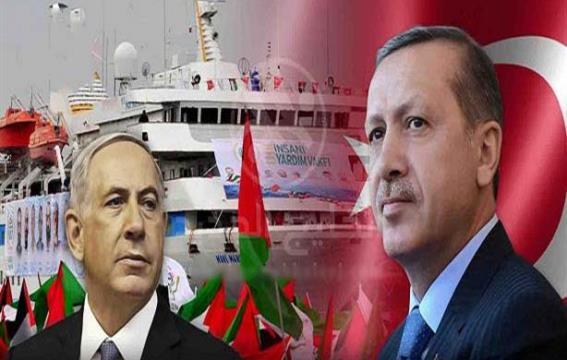 اردوغان نتنياهو